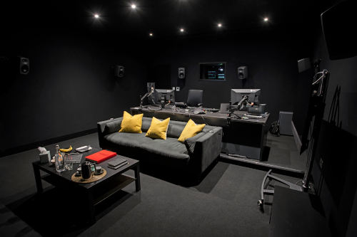 Post Production rooms