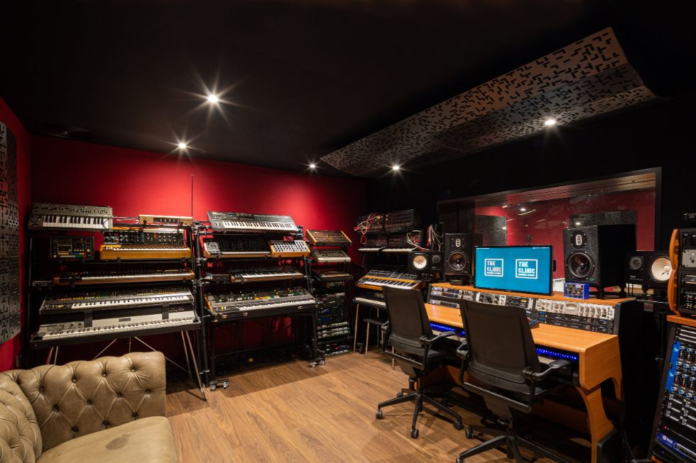 The Clinic Recording Studio